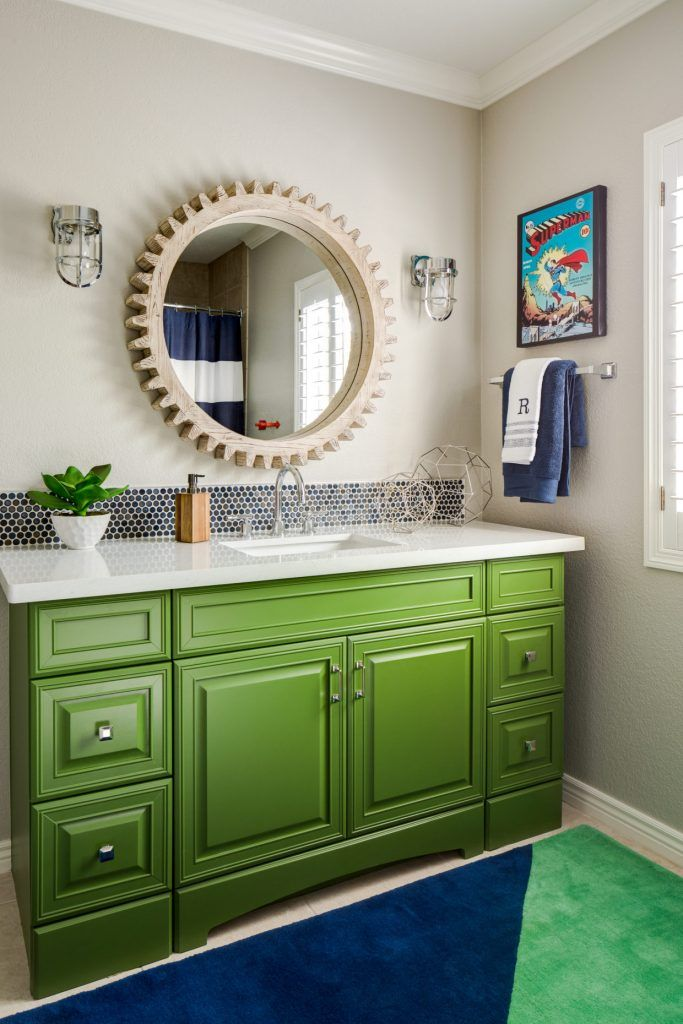9 Shared Kids Bathroom Decor Ideas to Inspire You – House Building