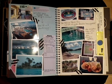 Travel Smash Book
