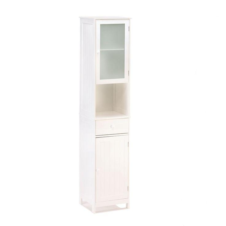 Best 25 tall kitchen cabinets ideas on pinterest b q for Bathroom storage ideas b q