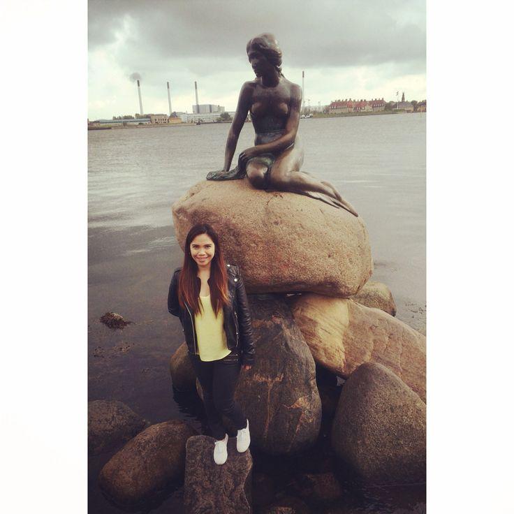 Little mermaid. Copenhagen, Denmark