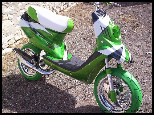 #mbk #booster #scooter