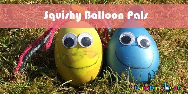 Squishy Balloon Pals