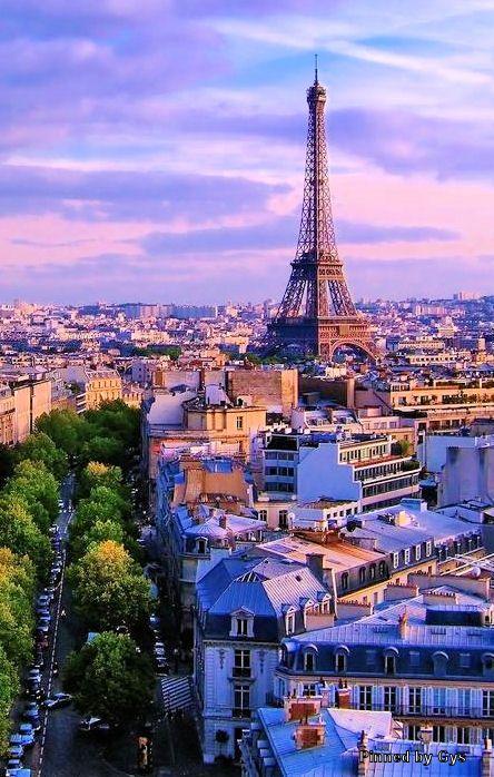 Paris, photo by Moyan Brenn