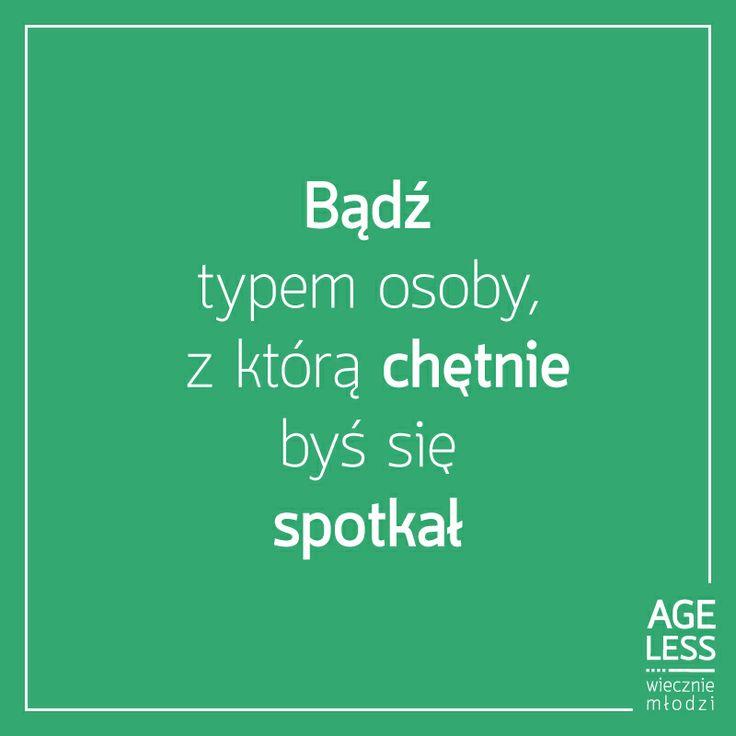 Uśmiech, uśmiech, i jeszcze raz uśmiech :)  #ageless #wiecznamlodosc #usmiech #osobowosc #radość #smiech www.ageless.pl