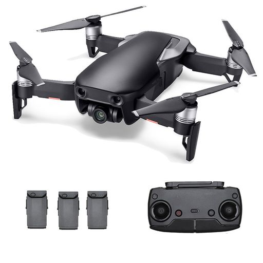 DJI Mavic Air Drone FLY MORE Starters Bundle (Onyx Black)