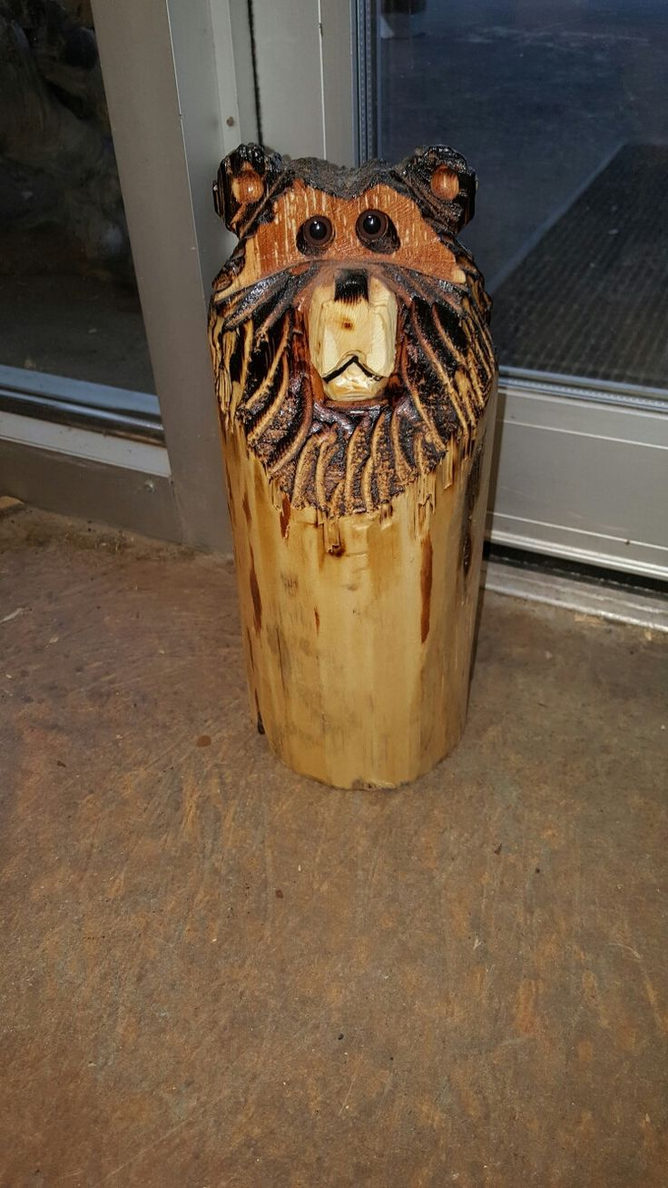 Best images about chainsaw carving on pinterest round