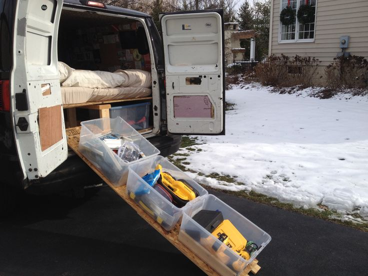 camper van | Mobile Technology and Van-Dwelling                                                                                                                                                      More