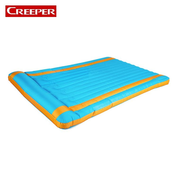 New Cama Hinchable Inflatable Bed Waterproof Picnic Mat For Outdoor Recreation Mattress Self Inflating Travel Mat In The Tent #Affiliate