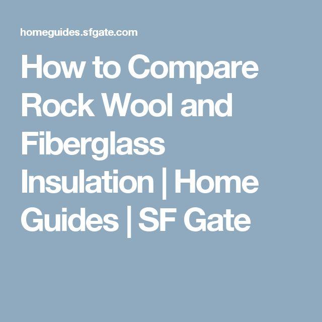 Top 25 Best Fiberglass Insulation Ideas On Pinterest