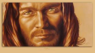 Christian Art by Lené Pienaar. My Reflection