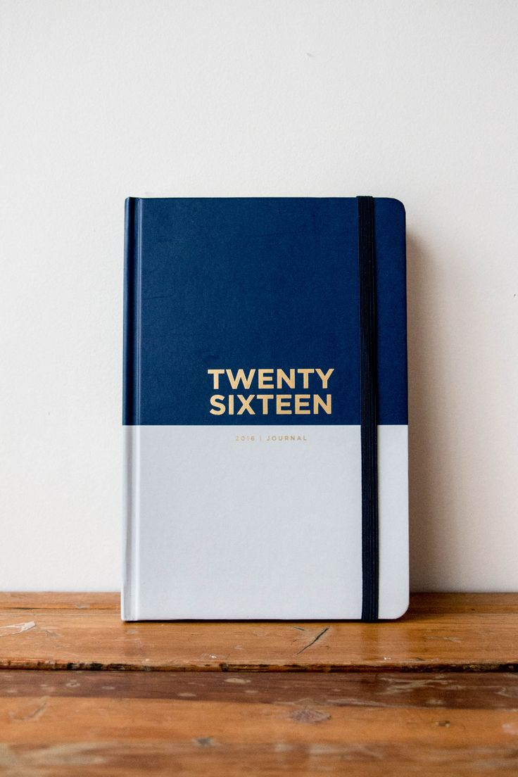 Blue/Grey 2016 Diary  http://www.frankstationery.com/collections/diaries