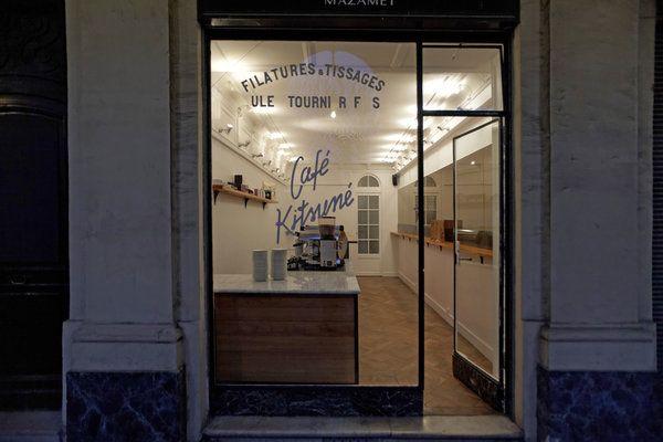 Food Matters | Maison Kitsuné's Quaint New Parisian Cafe - NYTimes.com