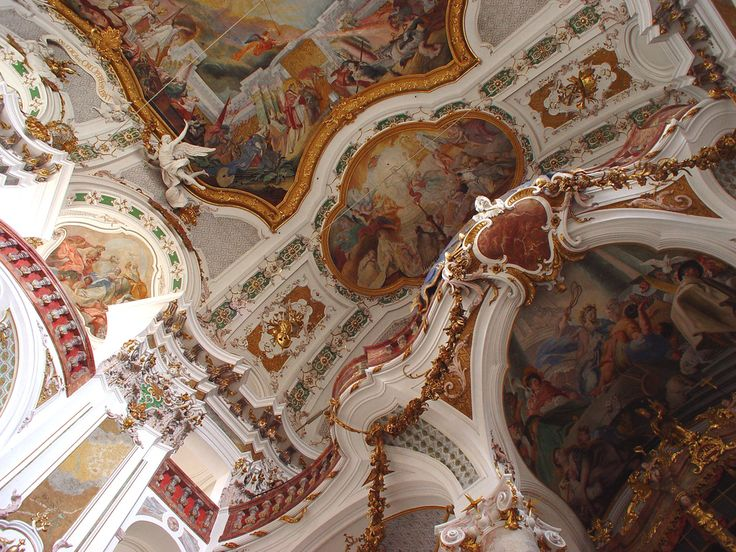 Osterhofen Ceiling