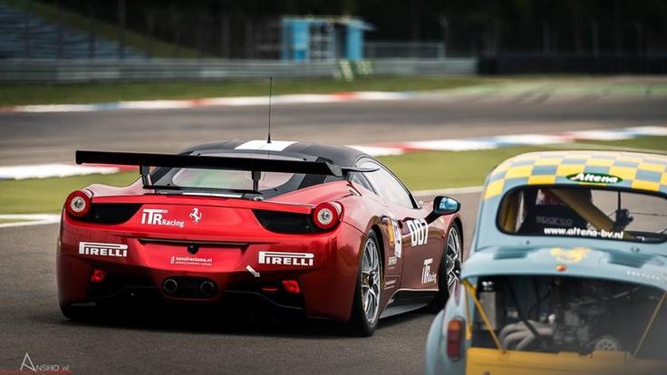 Ferrari 458 Italia | TT Circuit Assen, Netherlands