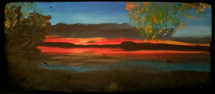 Sonnenaufgang Haltern am See Herbstsonne