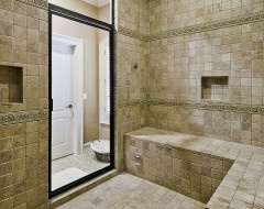 in home steam room - Home Steam Room Design