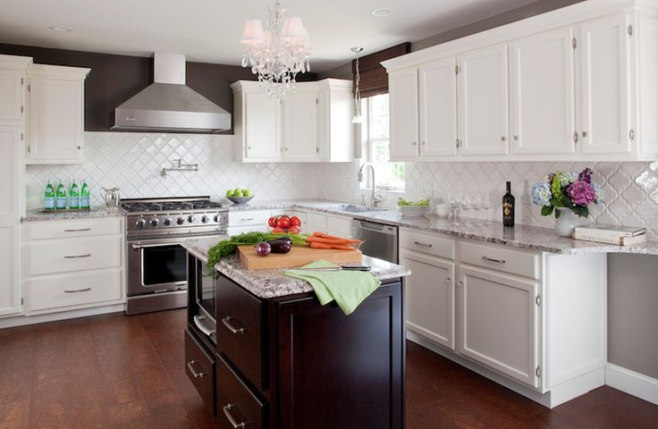 Suzie Cote De Texas Beautiful Two Tone Kitchen With