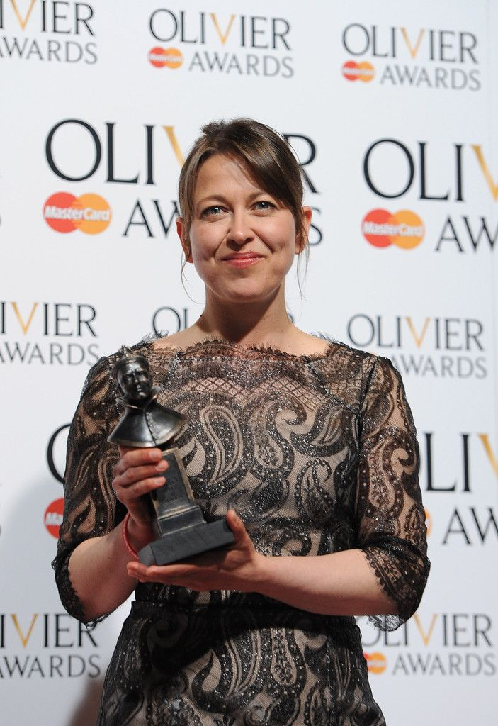 Nicola Walker - The Laurence Olivier Awards - Press Room