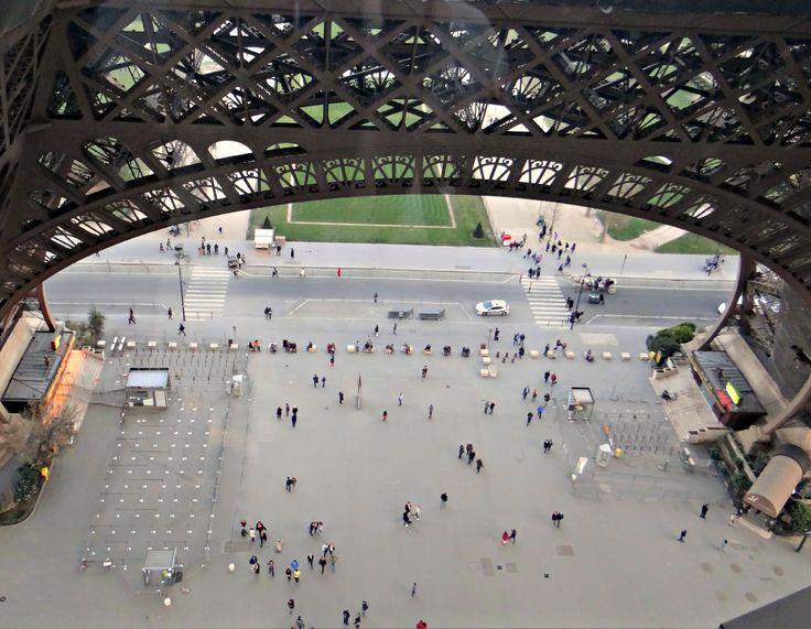 Az Eiffel torony.