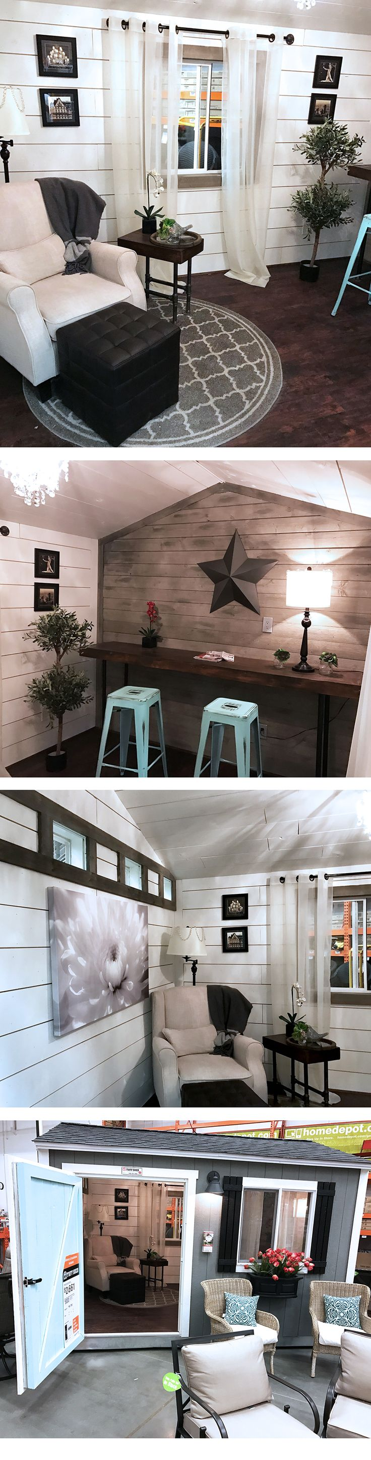 224 best shed house images on pinterest