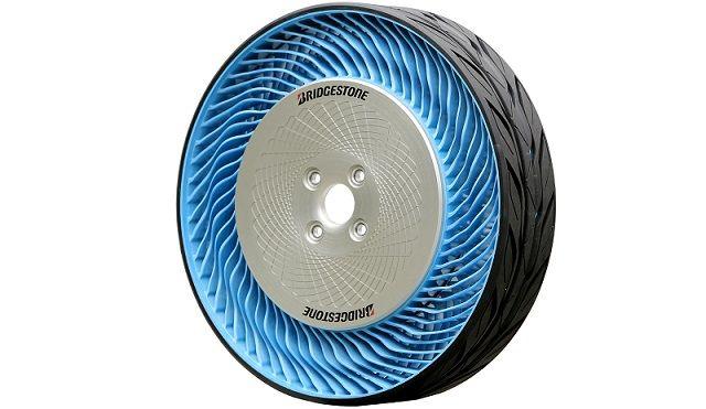DriveGuard: Novo pneu da Bridgestone para maior segurança e controlo