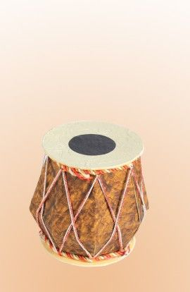 Wooden Tabla Drum