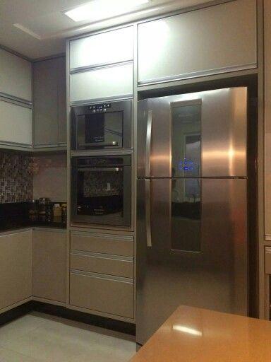 Torre quente  decoração cozinha  Pinterest # Ilha Quente Cozinha