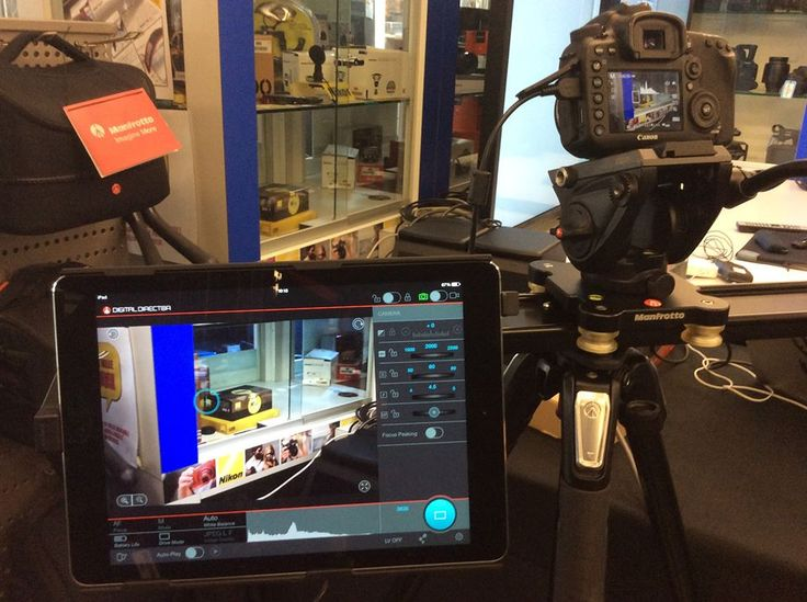 Digital Director Manfrotto