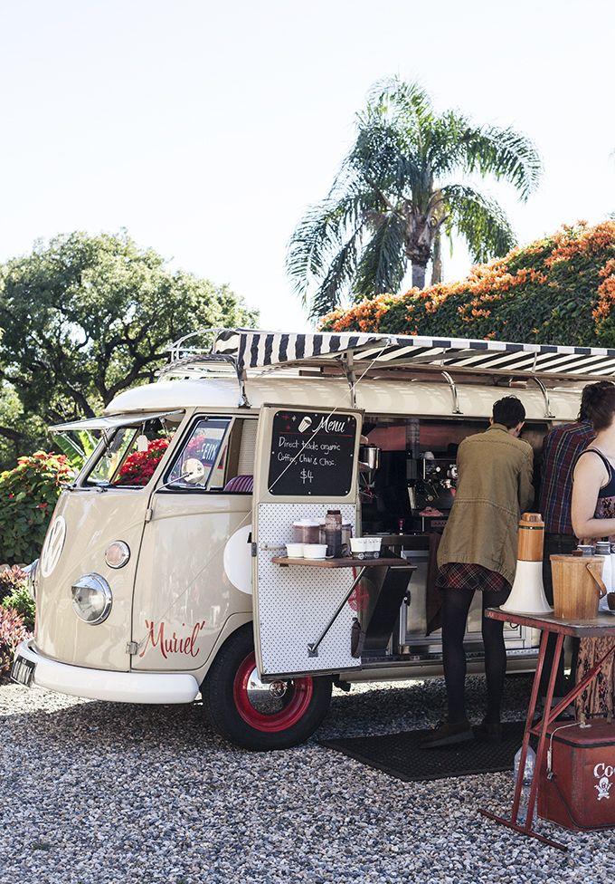 Kombi Koffein   Brisbane, Australia