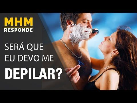 Depilação masculina: Sommelier de pelos (com Fe Pineda) - YouTube