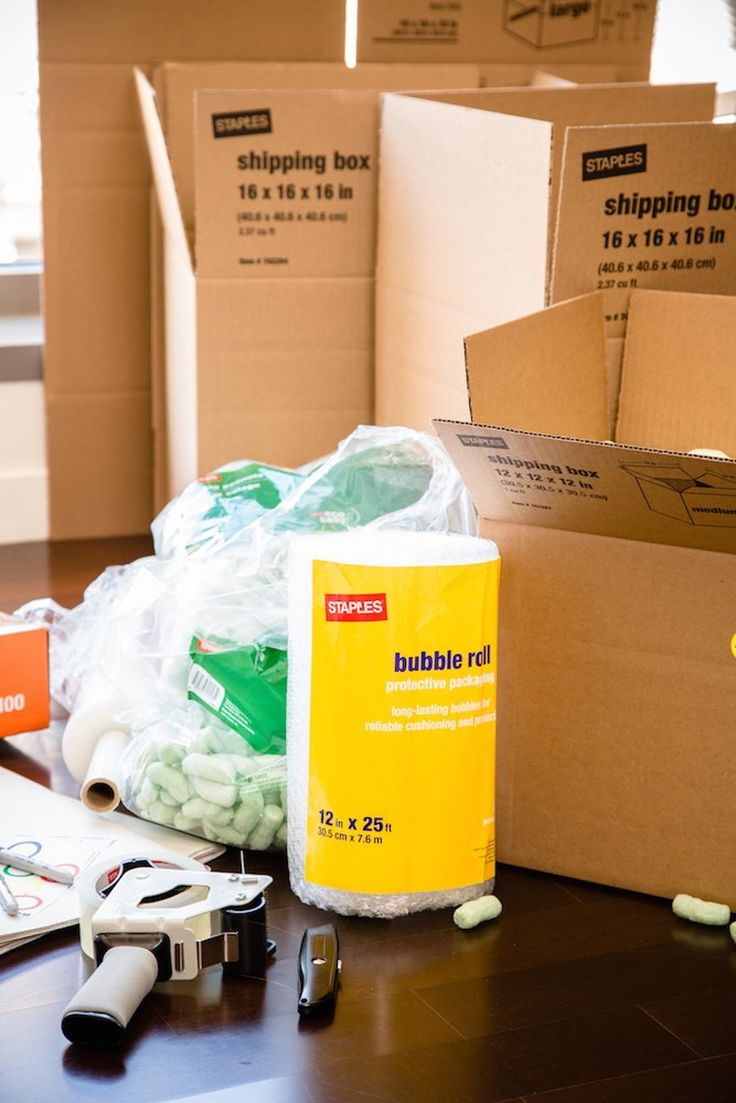 These are the Tips to Make Moving Easier — Staples