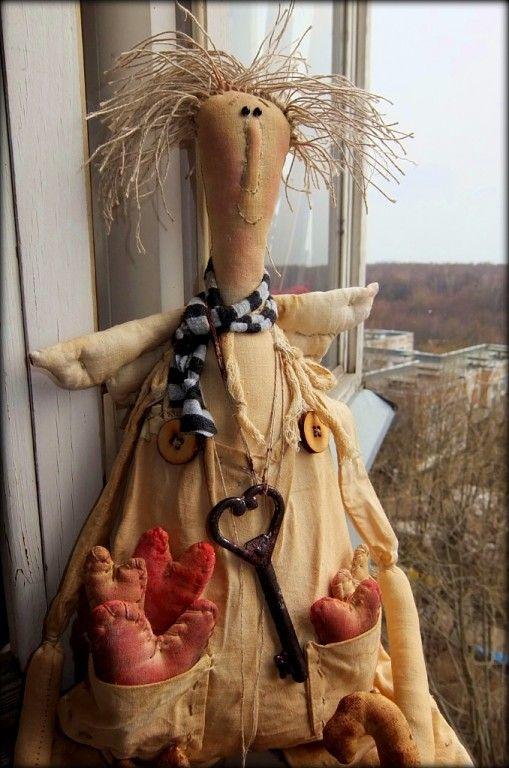 primitive doll …