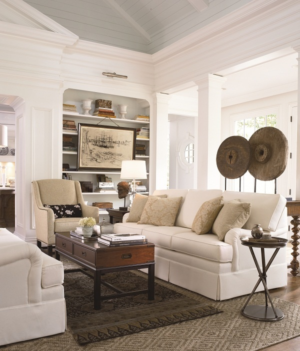 Attractive In Atlanta Homes With Thomasville Furniture   Traditional   Living Room    Atlanta   Laura Hardin/Intrigue Interiors