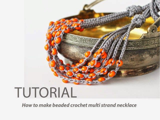 25 Best 100 Crochet Necklaces Patterns Tutorials Diy Images On