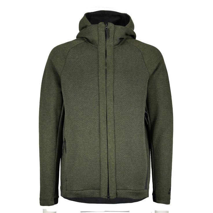 Nike 832112 Tech fleece hoodie 000000001040400245 mannen_sweat_sweatvest_hood MAW online store