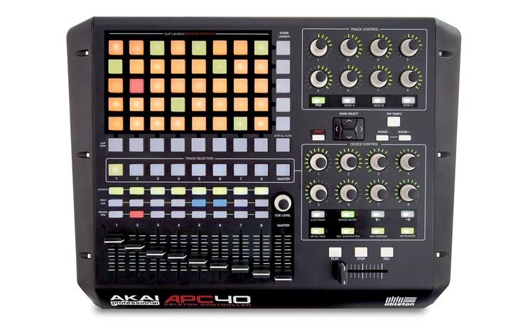 Akai APC40 Ableton Live Controller