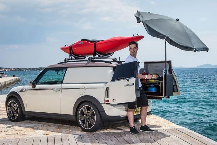 MINI Clubvan Camper 2