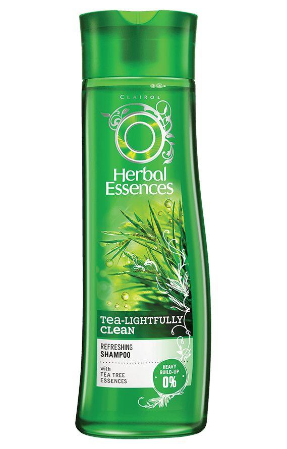 Tea Lightfully Clean Refreshing Shampoo Herbal Essences