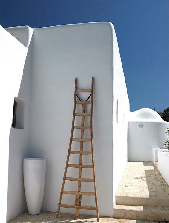 pinned by barefootstyling.com Can Xicu, Ibiza. Design by Blakstad