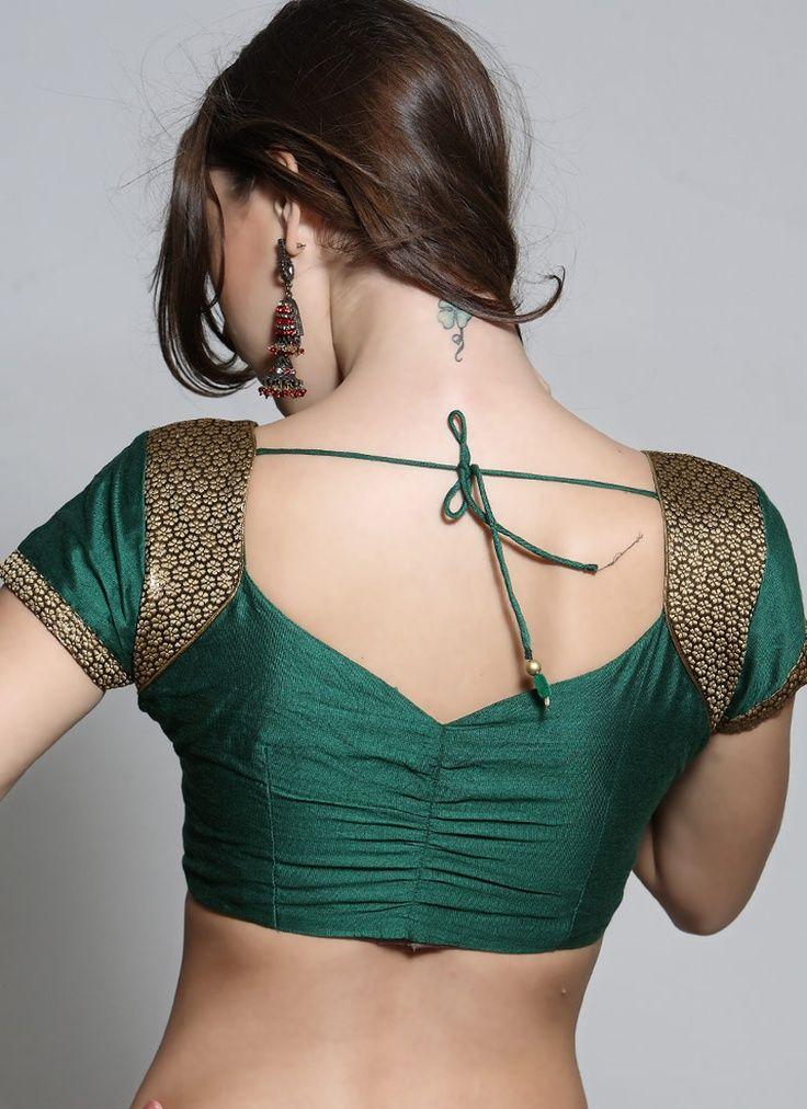 blouse Back Design_IndianRamp.com