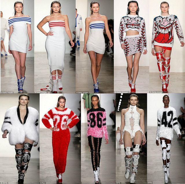 Luxe Sport, Fashion, Runway, h-a-l-e.com