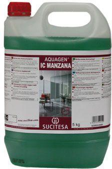Aquagen IC Manzana imbunatateste si conserva stralucirea originala a podelei.