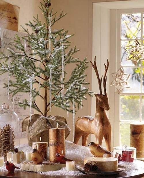 En esta deliciosa galería de imágenes les mostramos una amplia variedad de interiores decorados para Navidad, y en este caso se trata de las propuestas para Navidad que vienen de la mano de la firma Pottery Barn, la que cada año renueva su catálogo de productos y presenta más novedades navideñas. El mercado nos ofrece …