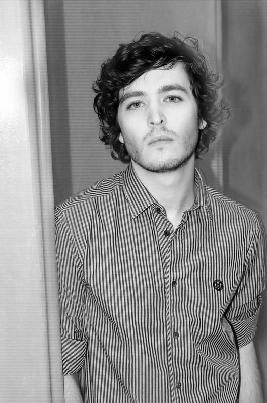 alexander vlahos interview