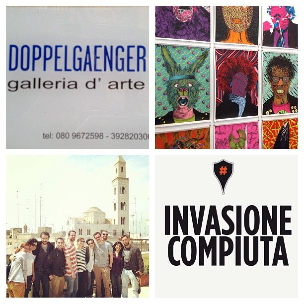 Photo by igersbari #InvasioniDigitali #InvasioneCompiuta