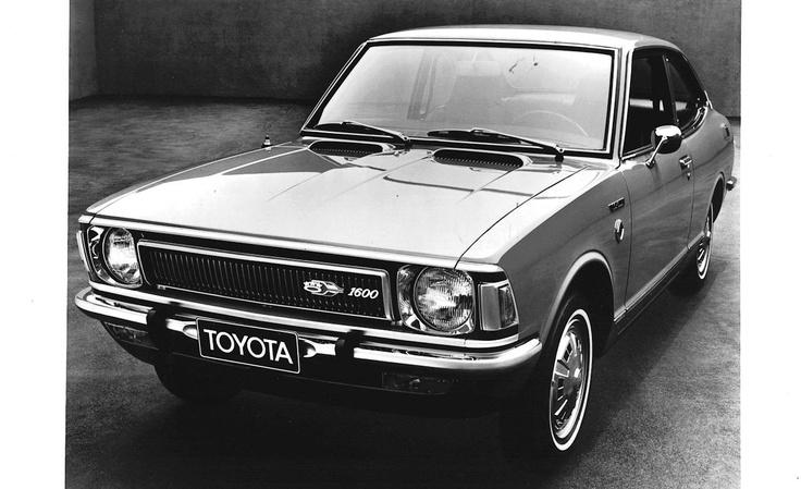 72 Toyota Corolla Sport Coupe 1600
