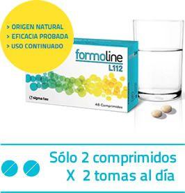 Embalaje formoline L112