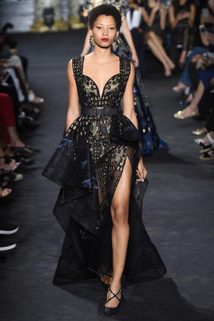 Défilé Elie Saab Haute Couture automne-hiver 2016-2017 6