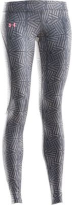 """""""Well fitting and well made!"""" Customer review of the Under Armour Women's Printed Legging Pants"""