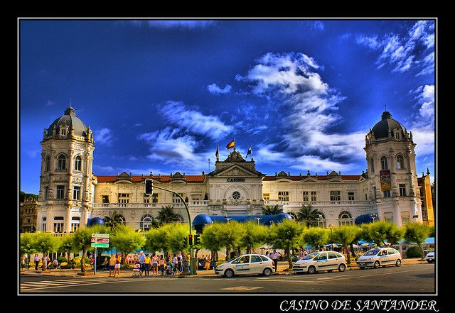 Casino de Santander, Cantabria.     If you like table games you can readeverything about it here.